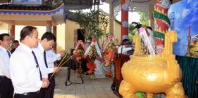 Tưởng niệm 100 năm ngày chí sĩ Thái Phiên hy sinh