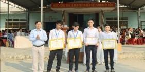 Tuyên dương Học sinh đạt giải